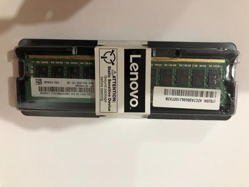 Memória Original Lenovo St50 Sr250 8gb Truddr4 Low Volt 1.2v