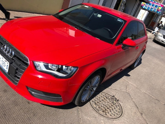 Audi A3 2016 Ambiente Hb 1.4 Lts Turbo S Tronic Front