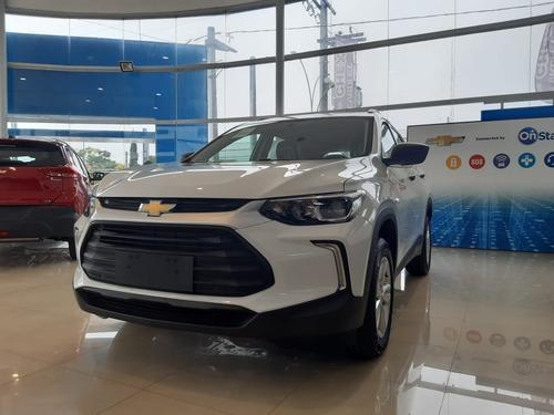Chevrolet Tracker 1.2 Turbo Automatica Con Llantas Y Acc