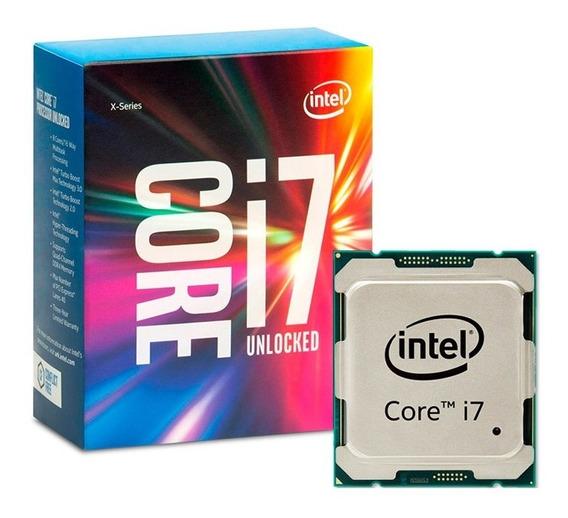 Processador Intel Core I7 6850k 15m Broadwell 6 Core 3.6 Ghz