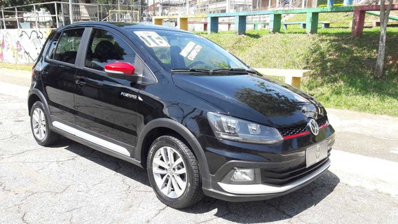 Volkswagen Fox Pepper 2016