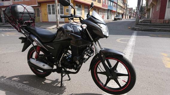 Honda Cb110 Naked