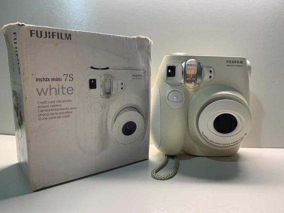 Instax Mini 7s White Fujifilm