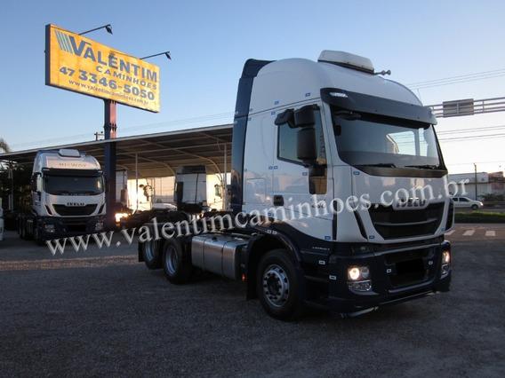 Iveco Stralis Hi-way 480 Trucado 6x2 - 2014