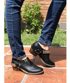 Zapatos Botas Botinetas Charritos Texanas Moda 2019