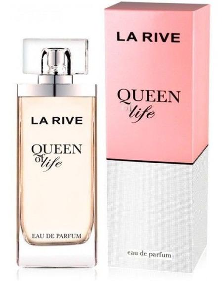 La Rive Queen Of Life - Perfume Feminino De 75ml