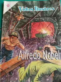 Comics Novaro. Vidas Ilustresn42 De 1959