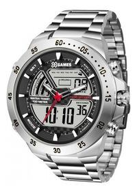 Relógio Xgames Xmssa005 Bxsx Masculino Preto - Refinado