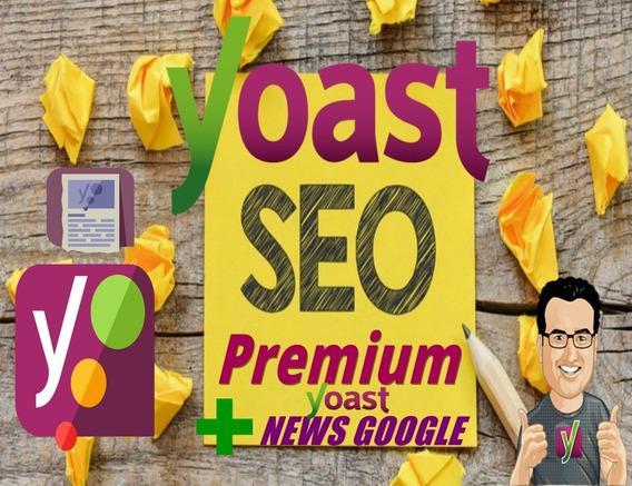Yoast Seo Premium 2019 Plugin Original Yoast Seo Ilimitado
