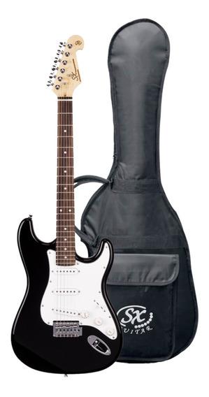 Guitarra Electrica Stratocaster Sx Fe-1 Con Funda