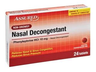 Pastillas De Freno Descongestionante Nasal Importadas