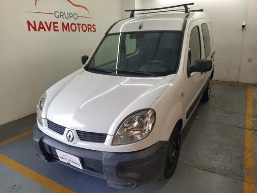 Renault Kangoo Confort 5 Asientos Doble Porton Iwx