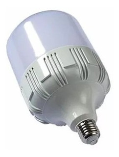 Lámpara Led Alta Potencia Baw 15w Luz Fría E27.