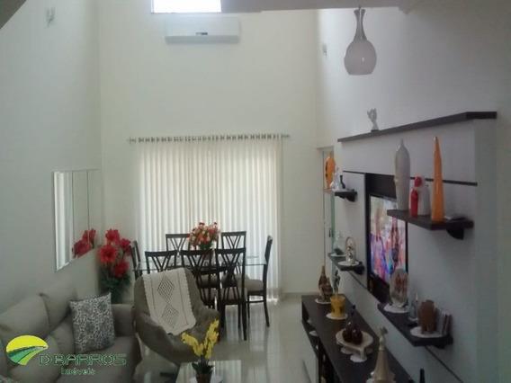 Lindo Sobrado Campos Do Conde I - 275 Area Construida - 4 Suites - 6 Banheiros - 3 Vgs Cobertas - 4129a - 33720902