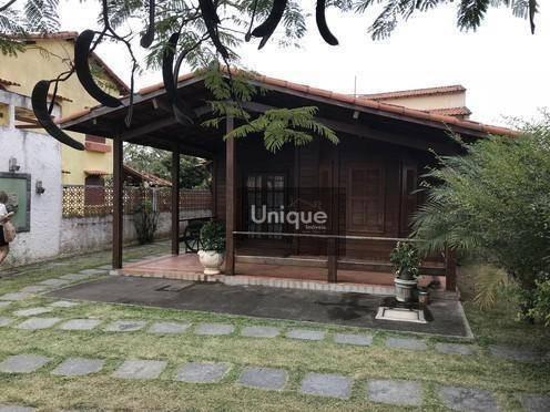 Casa Com 5 Dormitórios À Venda, 194 M² Por R$ 450.000 - Praia Linda - São Pedro Da Aldeia/rj - Ca0771