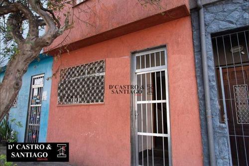 Imagem 1 de 30 de Sobrado Com 2 Dormitórios À Venda, 96 M² Por R$ 380.000,00 - Mooca - São Paulo/sp - So0359
