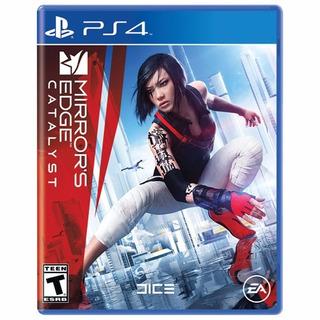 Mirrors Edge Catalyst Playstation 4 Fisico Nuevo