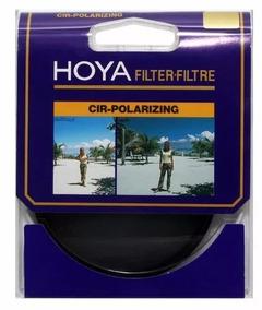 Filtro Hoya Polarizador 58mm Japan (cir-pl) -original+frete