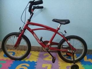 Bicicleta Niño Rod 16