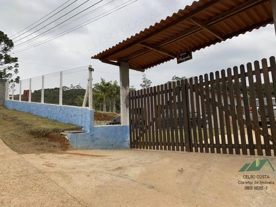 Chácara À Venda No Bairro Clube Dos Oficiais Em Suzano/sp - 205