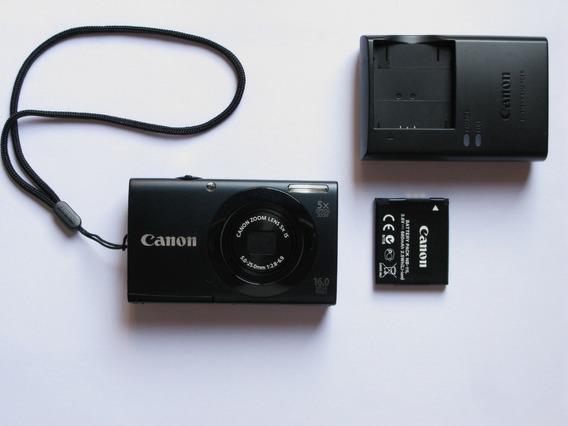 Câmera Canon Powershot A 3400 Is