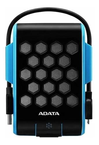 Imagen 1 de 3 de Disco duro externo Adata AHD720-1TU3 1TB azul