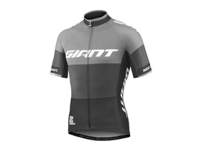 Jersey Remera Ciclismo Giant Elevate Nacional Transpirable
