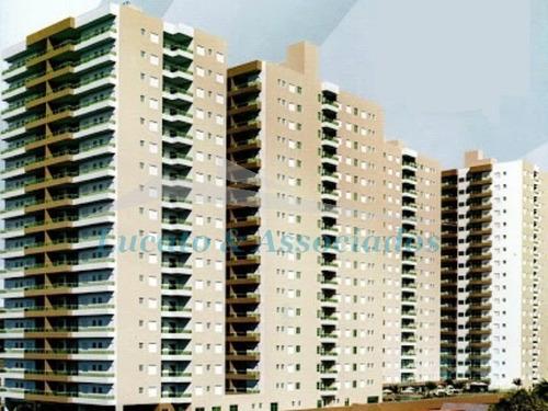 Apartamento No Boqueirão, 02 Dormitórios Sendo 01 Suíte, Varanda Gourmet, 01 Vaga De Garagem. - Ap01889 - 67727046