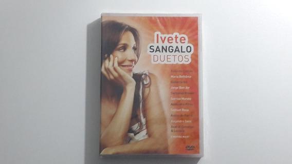 Ivete Sangalo: Dvd Duetos + Blu-ray Multishow = Lacrados