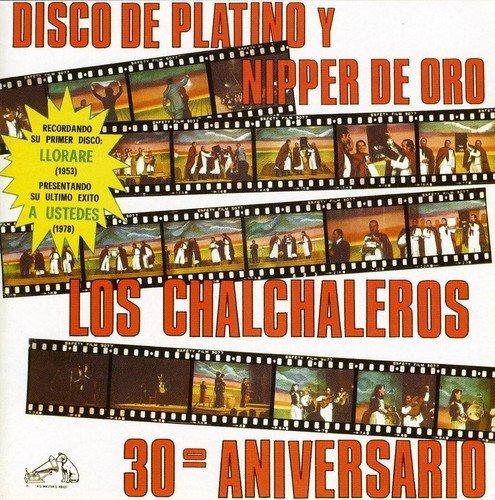 Cd : Los Chalchaleros - Disco De Platino Y Nipper De Oro:...