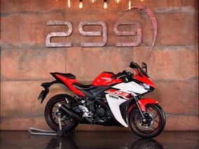 Yamaha Yzf R3 2016/2016 Com Abs