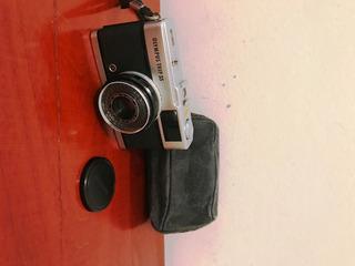 Máquina Fotográfica, Olimpus Trip 35, Analógica