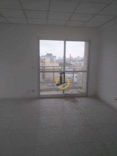 Sala Com 38 Mts² Com 1 Vaga Em Ótima Localização No Ipiranga - Sa0073