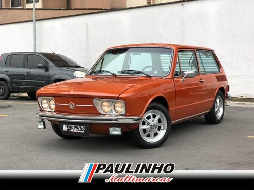 Imagem 1 de 10 de Volkswagen Brasília 1.6 8v Gasolina Gasolina 1974