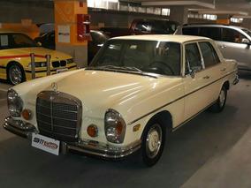 Mercedes-benz 280 Se 4.5 V8 195cv