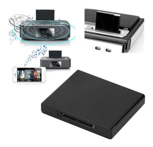 Adaptador 30 Pin Bluetooth Bose Airplay Airdock Sounddock
