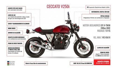 Zanella Ceccato 250 - V250i Chaco