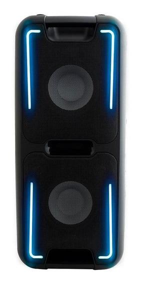 Caixa Acústica Pcx5500 Effects Bluetooth 200w De Potência