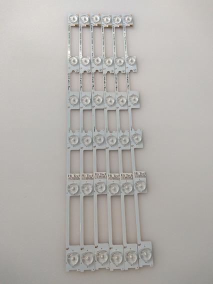 Kit Barras De Led Dl4844 Dl4845 48l2400 48l5400 C/ Fita