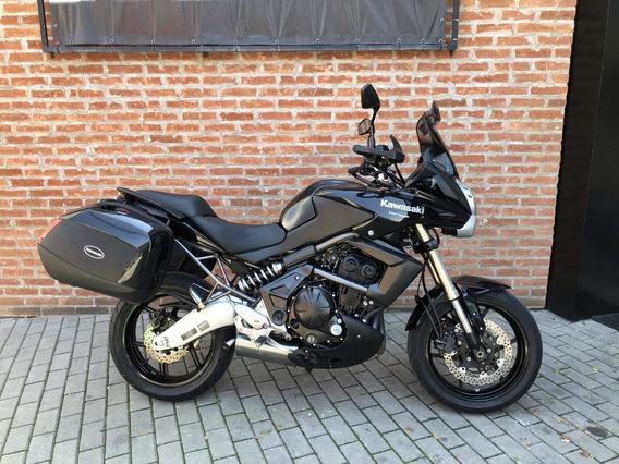 Kawasaki Versys 650 Tour Abs 2011 Impecável