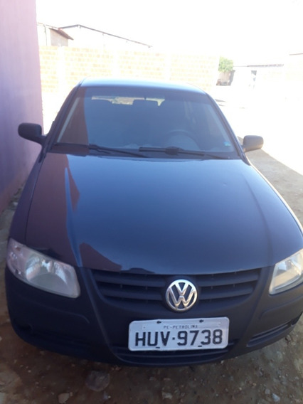 Volkswagen Gol 1.0 City Total Flex 5p 2007