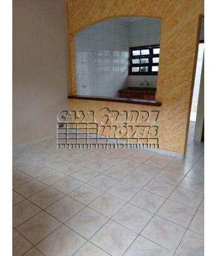 Imagem 1 de 15 de Ótima Casa Em Condomínio, Localizada Em Praia Grande - V4895
