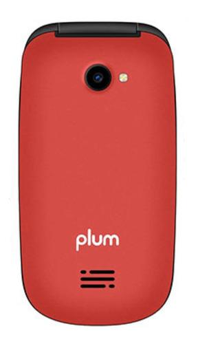 Plum Flipper 2 Dual SIM 32 MB rojo 32 MB RAM