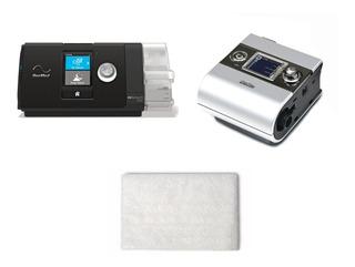 Kit Anual Filtro Para Cpap S9 E S10 Resmed - 12 Unidades
