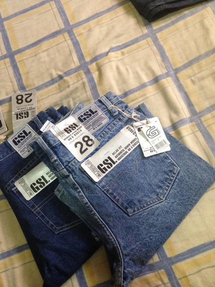 Jeans Gsl Original Talla 28x32