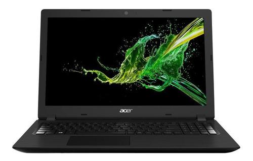 "Notebook - Acer A315-42-r73t Amd Ryzen 3-3200u 2.60ghz 4gb 1tb Padrão Amd Radeon Rx Vega 3 Windows 10 Home Aspire 3 15,6"" Polegadas"