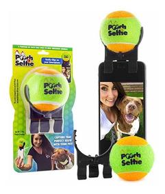 Pooch Selfie: El Original Selfie Stick Para Perros