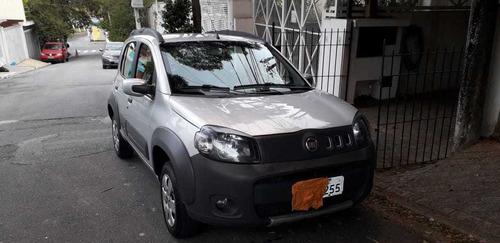 Fiat Uno 2014 1.0 Way Xingu Flex 5p