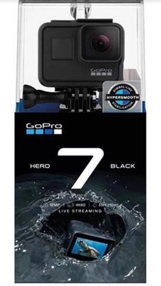 Go Pro Hero 7 Black 4k60