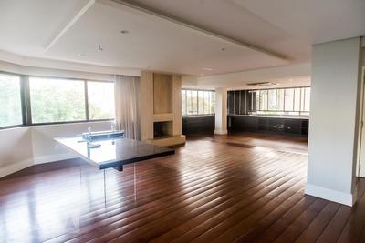 Apartamento No 3º Andar Mobiliado Com 4 Dormitórios E 3 Garagens - Id: 892919283 - 219283